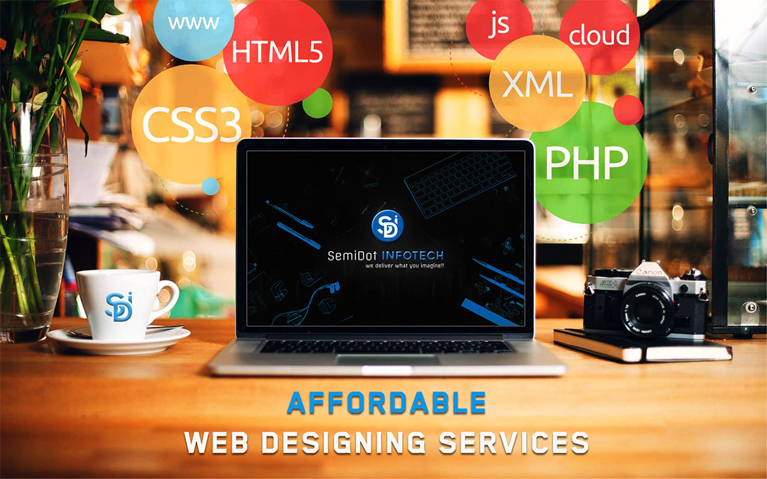 Grow Business Faster With Affordable Web Design Company