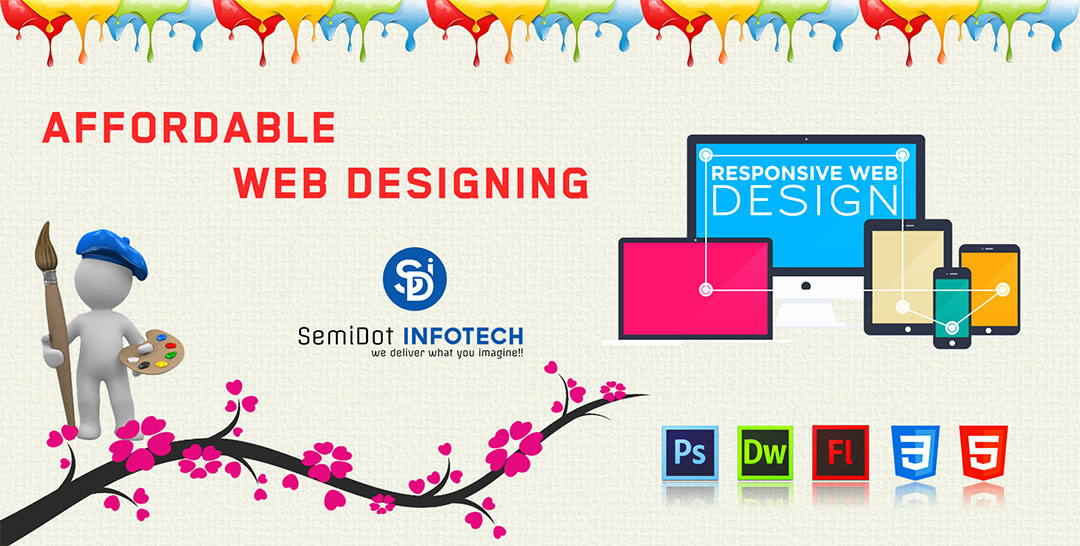 7 Benefits About Affordable Web Design Services