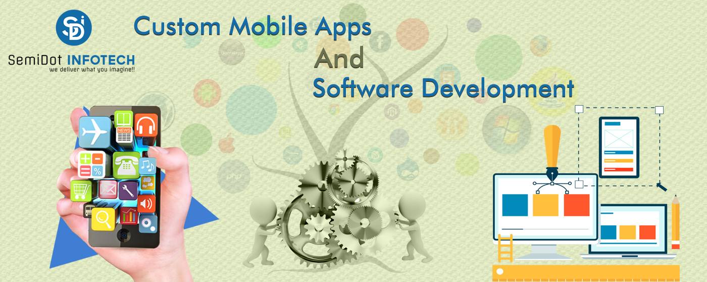 custom mobile app and software development