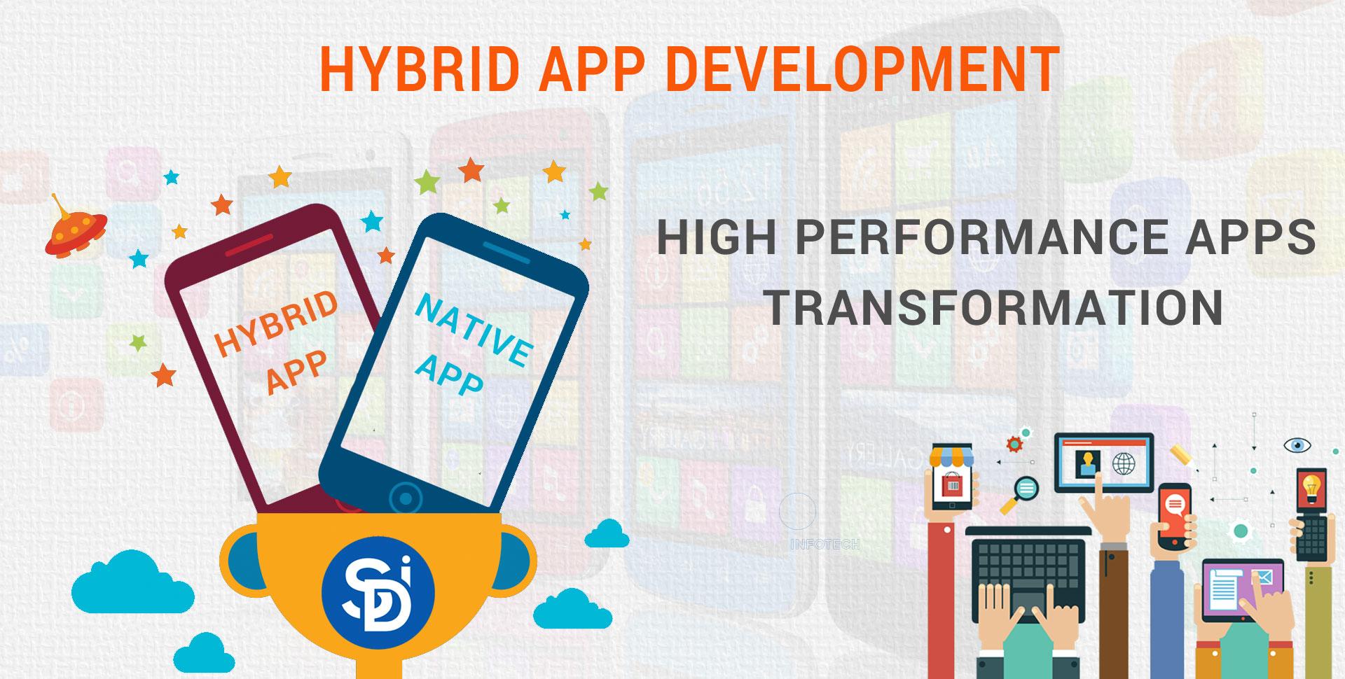 Hybrid App Development – High Performance Apps