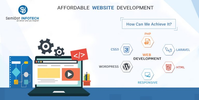Affordable Website Development : How Can We Achieve It?