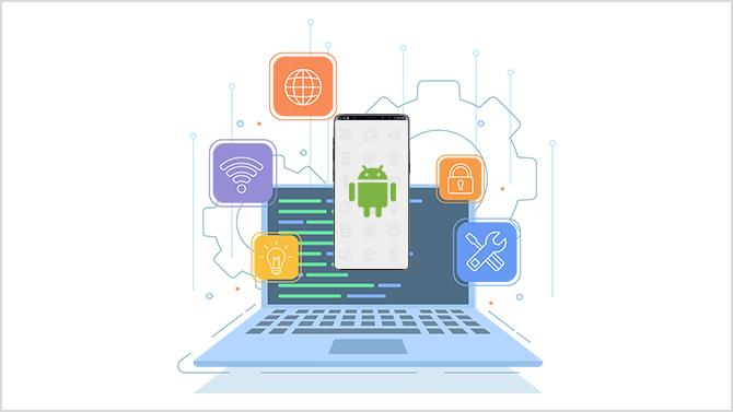 Android App development companies - Semidot Infotech