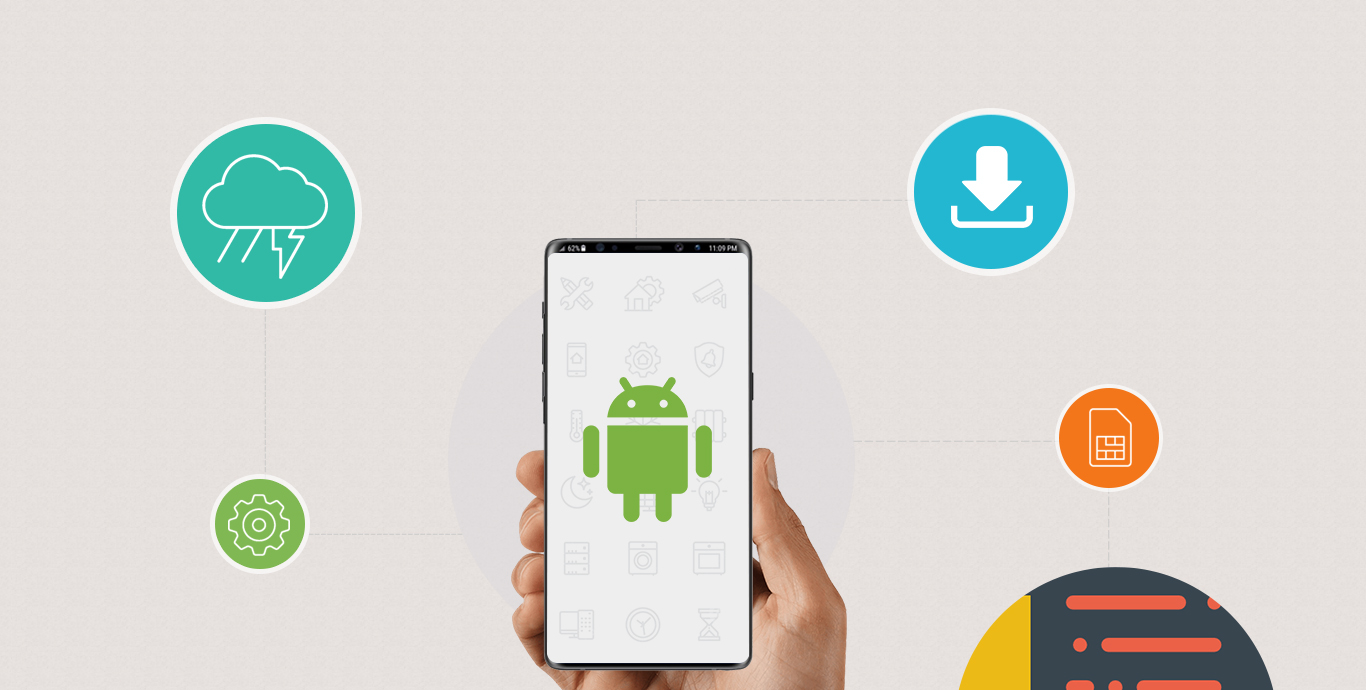 Top 10 Things to Know Before Developing an Android App for Your Business - Semidot Infotech