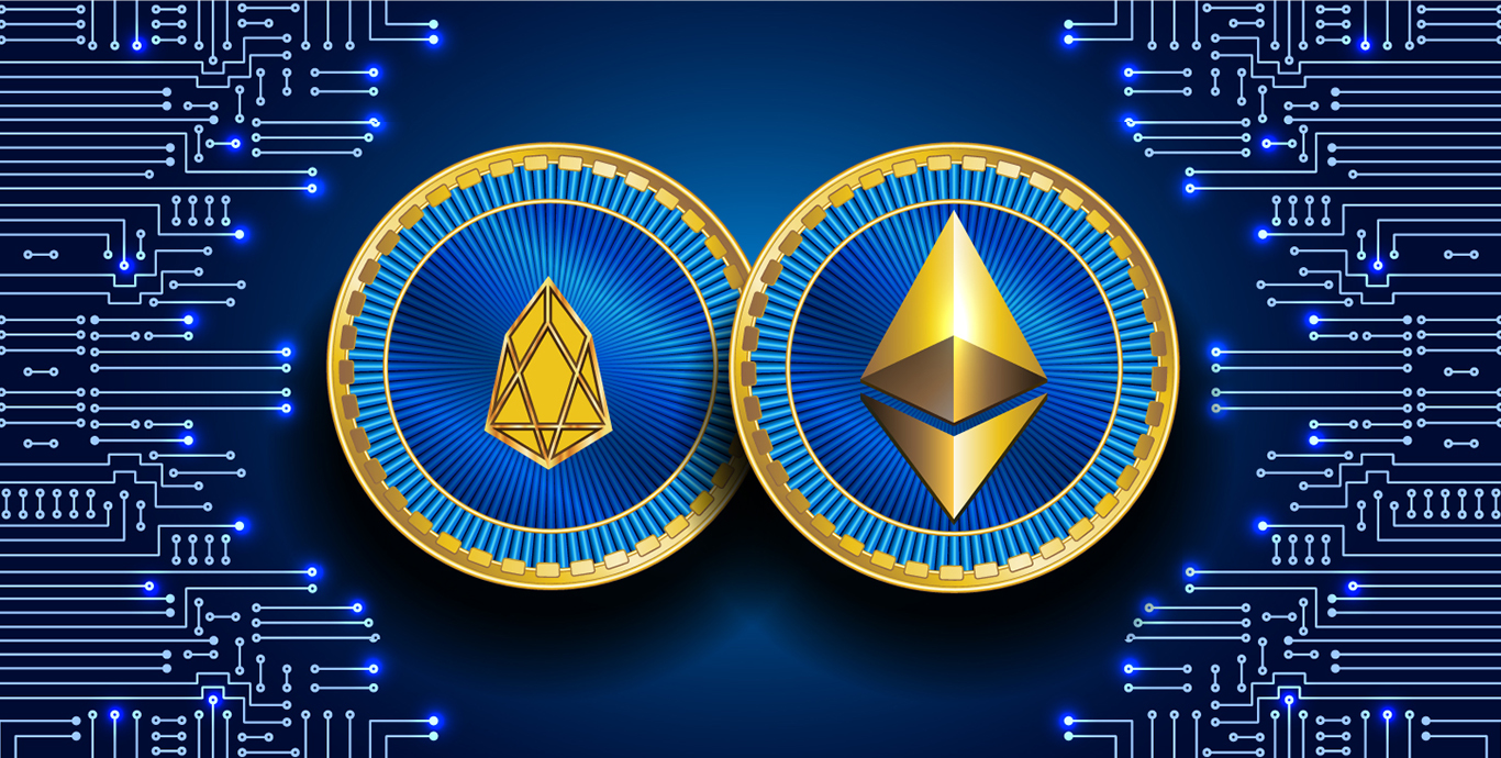 What is EOS and its advantages over Ethereum?