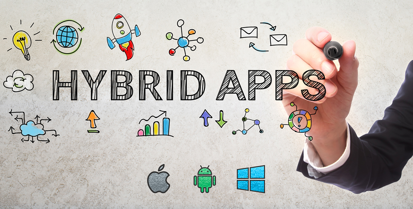 Hybrid Mobile App development -Semidot Infotech