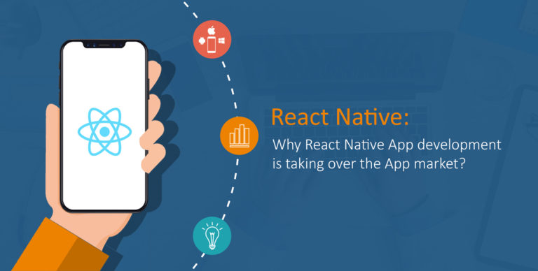 Why React Native App Development Is Taking Over the App Market?
