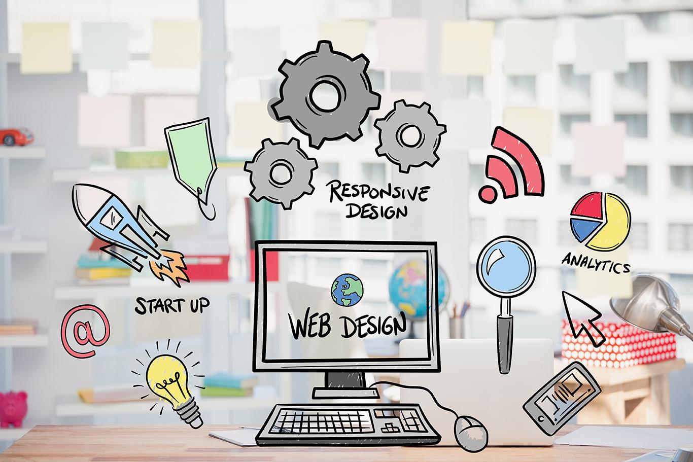 Best Web Design Company - Semidot Infotech