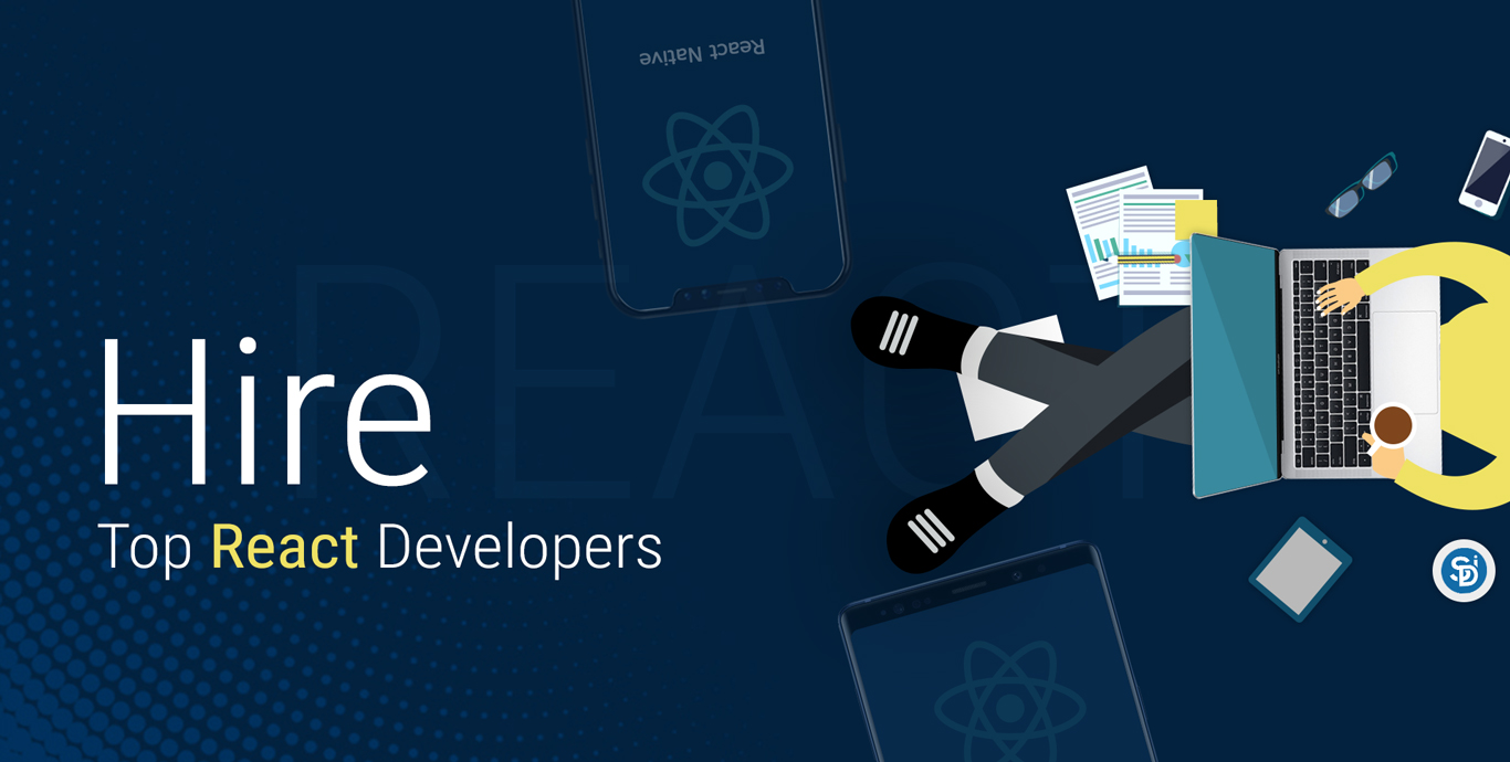 How to Hire Top React Developers - Semidot Infotech