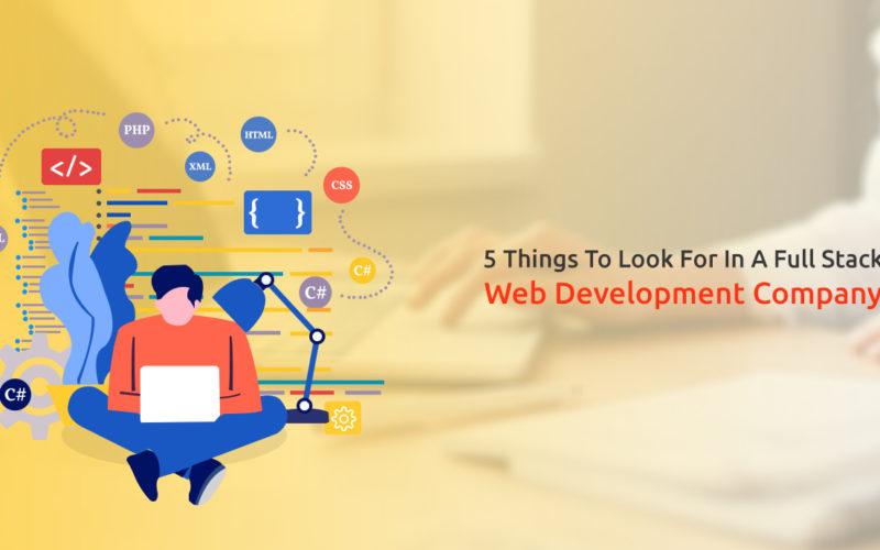 Hire Full Stack Web Development Company - Semidot Infotech
