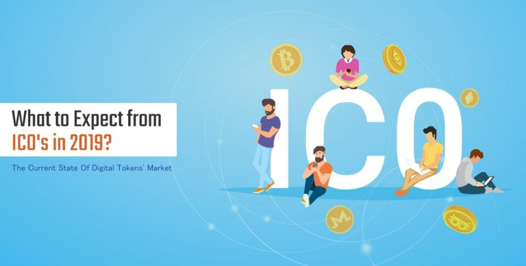 What to Expect from ICO's in 2019? – The Current State Of Digital Tokens' Market