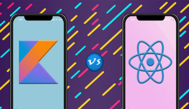 kotlin vs react native - Semidot Infotech