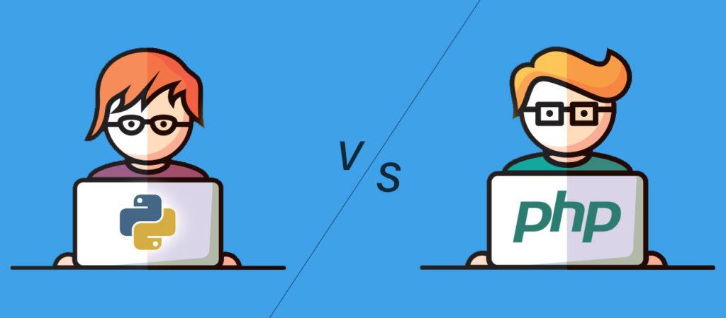 Python vs PHP in 2019 - Semidot Infotech