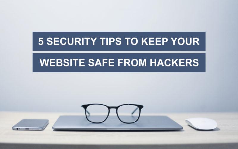 Web Development Security