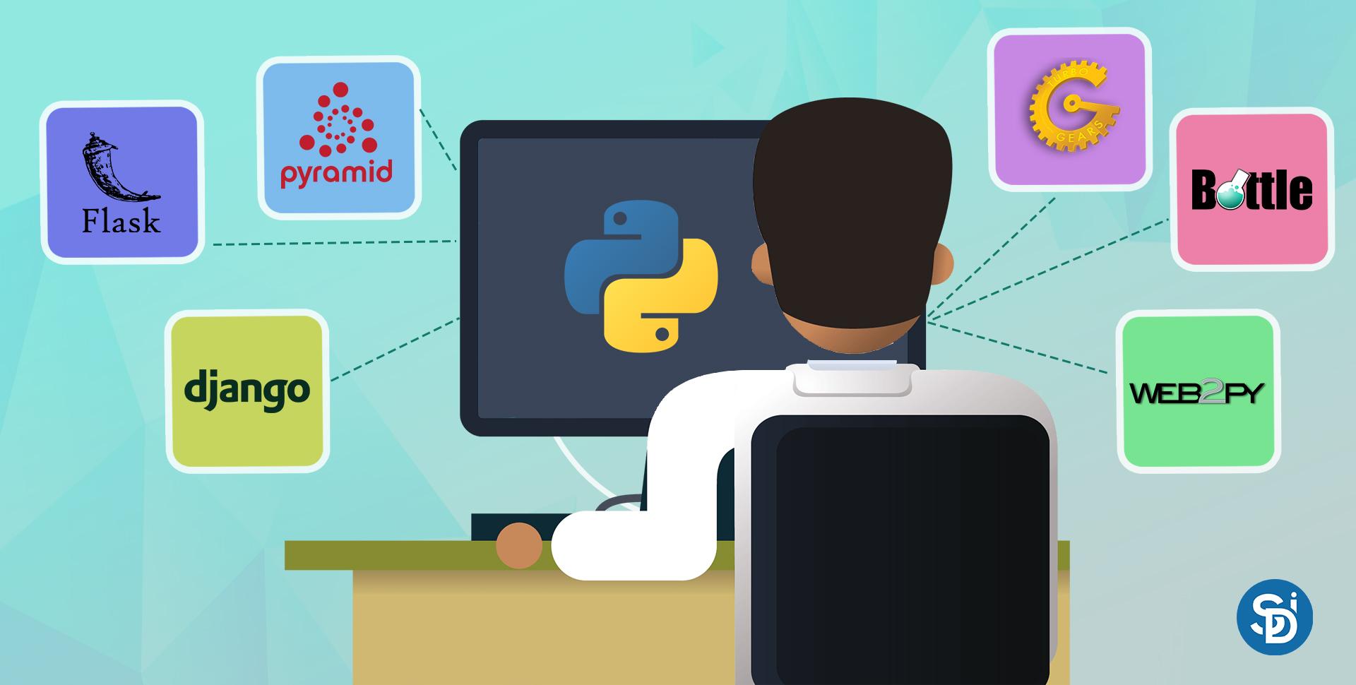 python-development-frameworks