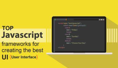 Top Javascripts Frameworks