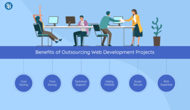 Benefits of Outsourcing Web Development Projects
