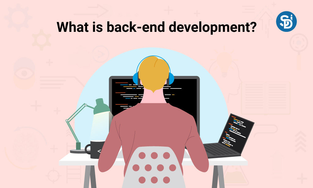 What is back-end development?