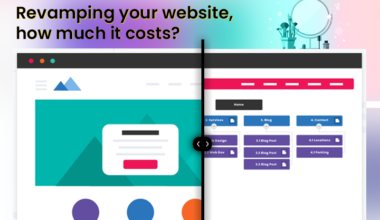 Revamping Your Website How Much Website Redesign Costs
