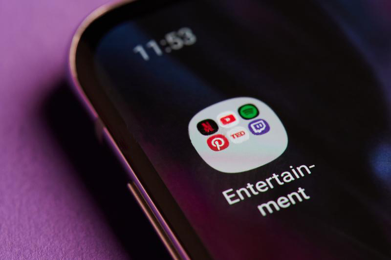 Entertainment Mobile Apps