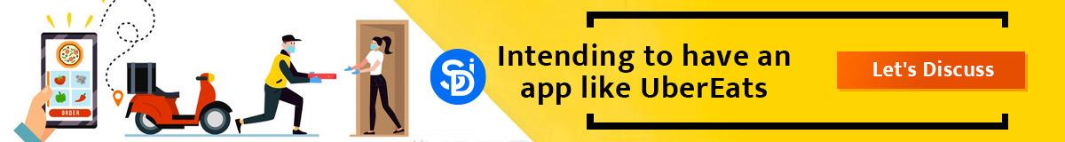 Develop An App Like UberEats