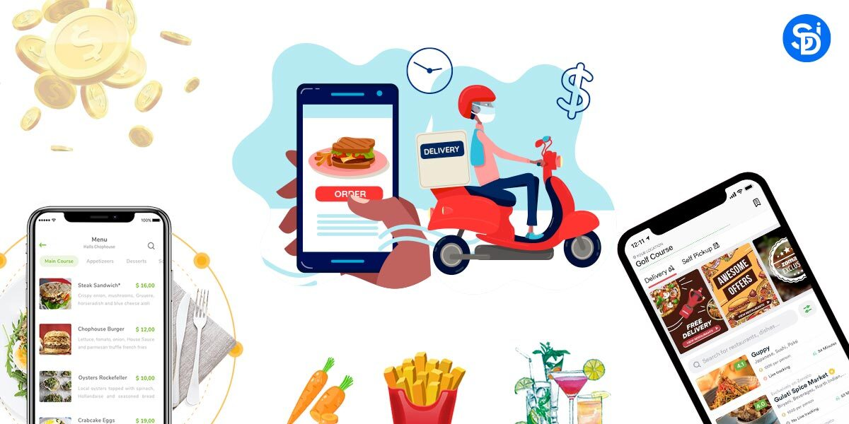 How to Develop food Delivery App Like UberEats