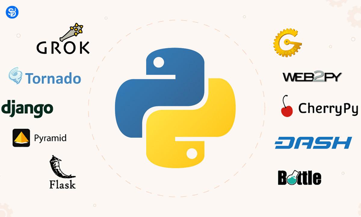 Top 10 Python Web Frameworks
