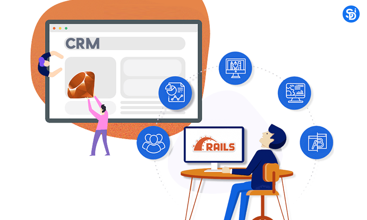 Top Reasons to Develop Custom Ruby On Rails CRM