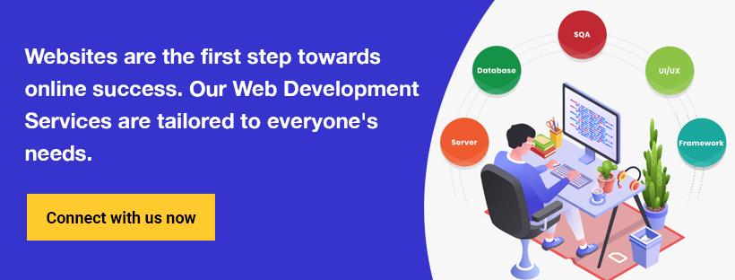 Web Development Services CTA