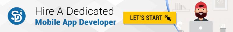 Hire App Developer CTA