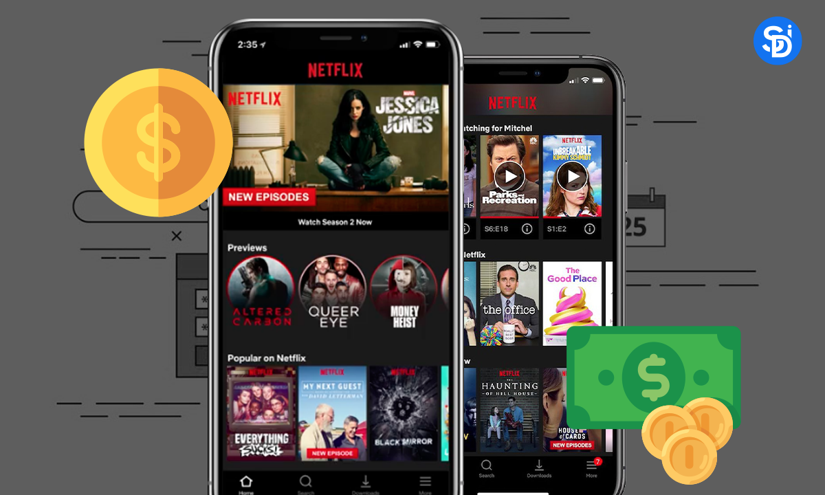 Cost and Features to Develop Video Streaming App Like NetFlix