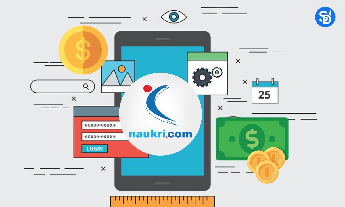 Cost to develop an app like Naukri