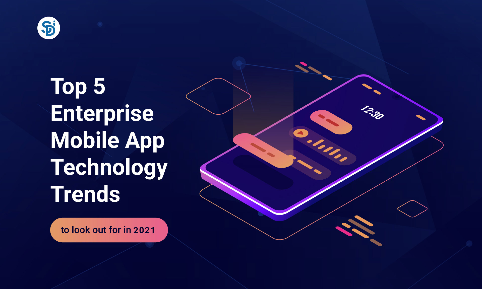 Top Enterprise Mobile App Trends