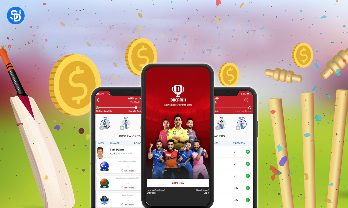 Cost and Features to develop fantasy cricket app like Dream11