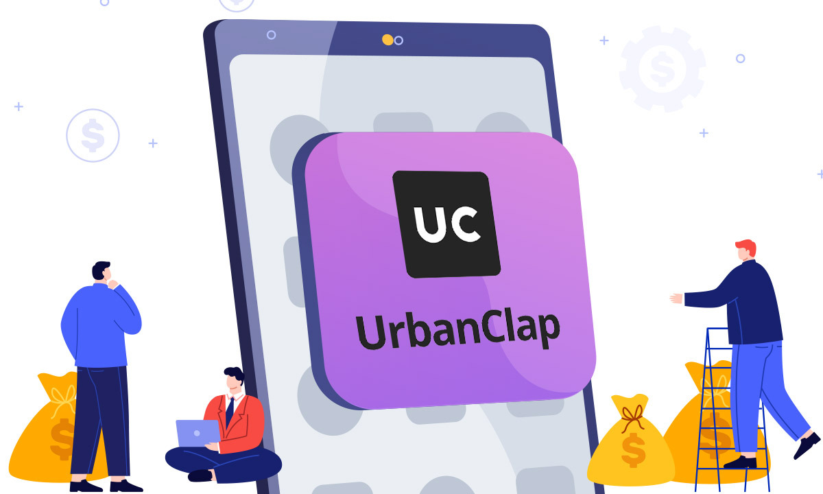 Cost to develop an app like Urban Company