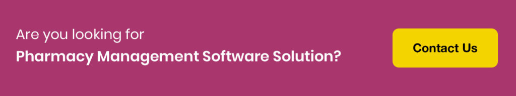 Pharmacy Management Software Solution CTA