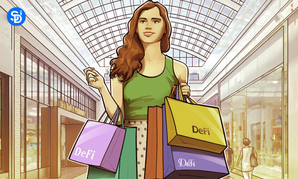 DeFi with Ecommerce