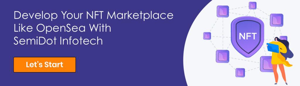 Develop NFT Marketplace Like OpenSea CTA