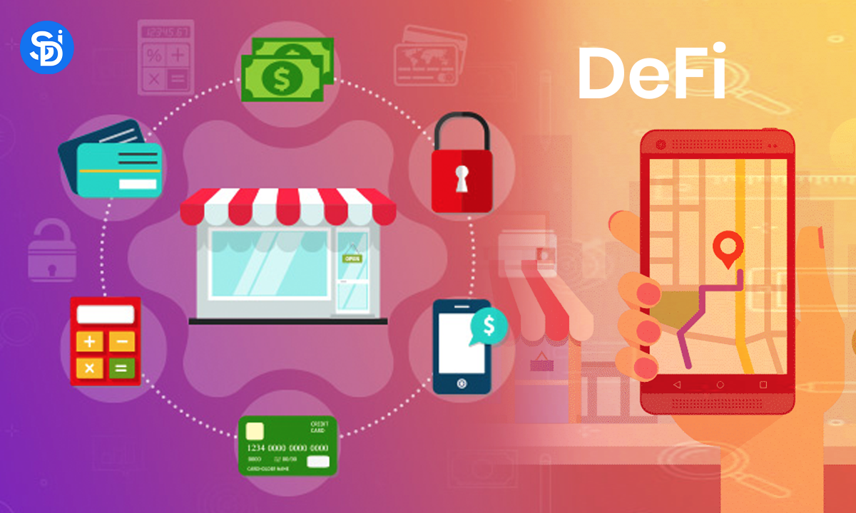 Grow Your E-commerce Business with DeFi Solution