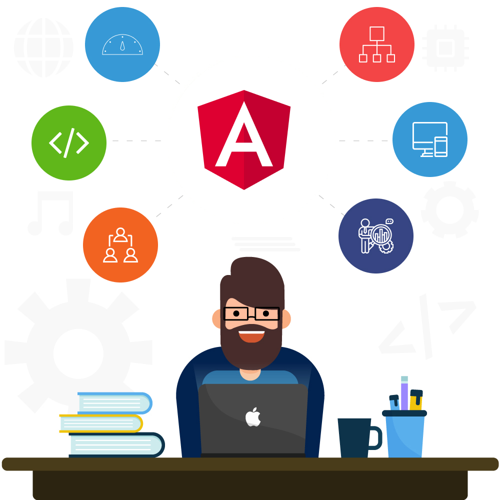 AngularJS Development Services for your business