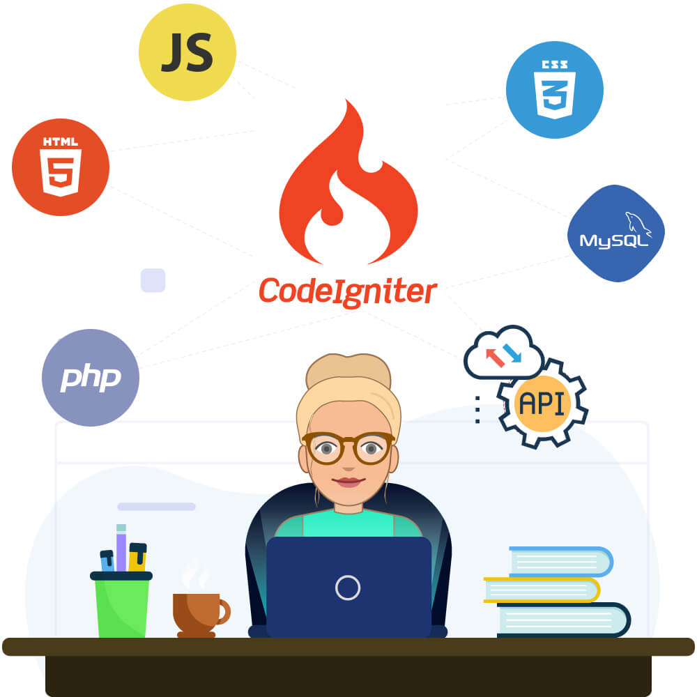 CodeIgniter Development Solutions for your business