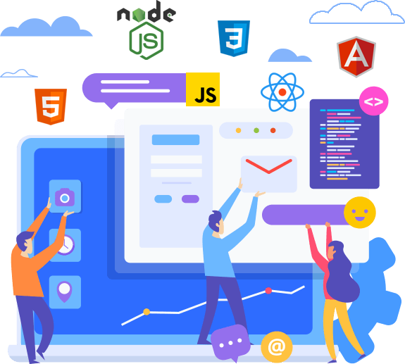 CUSTOM FRONT END DEVELOPMENT SERVICES